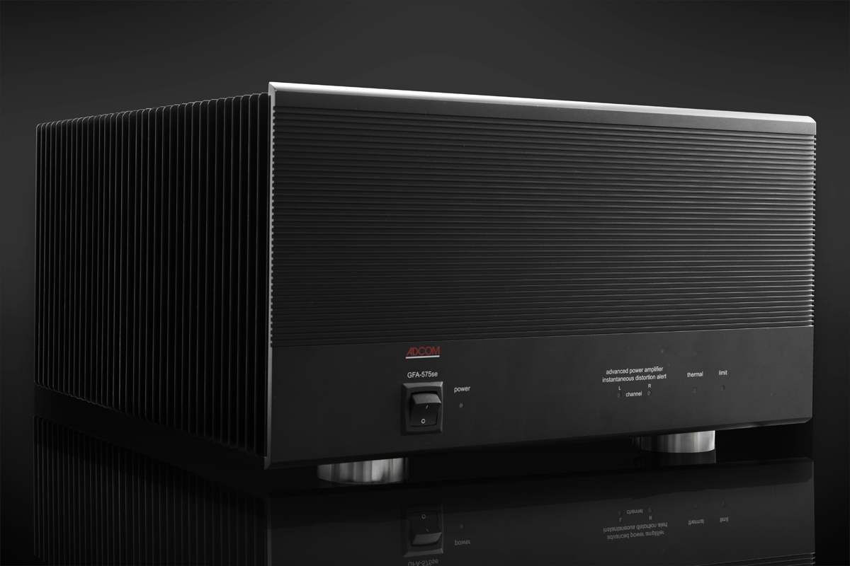 Adcom High Performance Audio Amplifiers Pre And Tuners Area Mv To Access The Power Amplifier For Efficiency Product Gallery